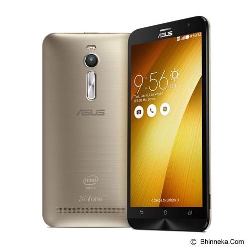ASUS Zenfone 2 (64GB,4GB RAM) [ZE551ML] - Sheer Gold - Smart Phone Android